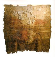 ENTRE LLENç‡OLS ( 350 x 300 cm.) 1982  .. GRAU GARRIGA