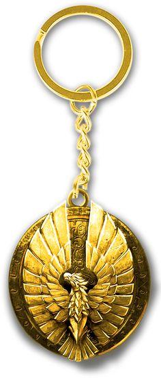 I want this!  The Elder Scrolls Online Aldmeri Dominion Key Ring – MerchandiseMonkey  https://www.facebook.com/Gamers-Interest-188181998317382/
