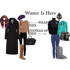 """WINTER WEAR"" by arstylists on Polyvore"