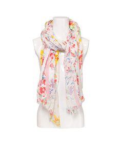 floral foulard