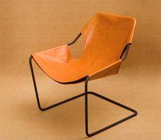 Cadeira Paulistano - 1957 - Paulo Mendes da Rocha