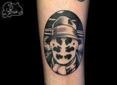 rorschach watchmen tattoo - Buscar con Google
