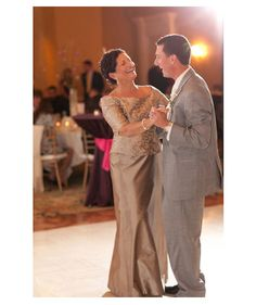groom and mother's dance