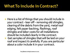 Roof Replacement Cost, Labour Cost, Metal Roof, Presentation, Articles