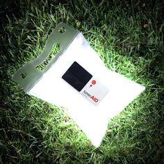 LuminAID Inflatable Solar Light