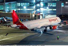 Foto Avianca Colombia Airbus A321-231 N692AV
