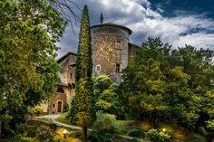 Castle - Castle hidden in the trees