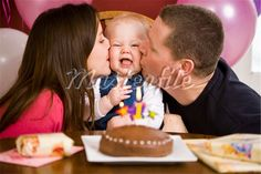 Duhhh, you have to do this! :) more and more i want to hire a photographer for his 1st bday, oh to be rich