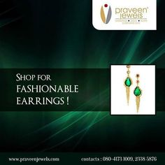 It's the season to shine with our exclusive collection of #earrings!  Add a sparkle with our wonderful earrings collection.  http://qoo.ly/3776e