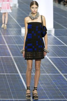 Chanel Spring/Summer 2013|34