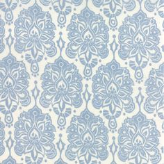 Horizon 27194-26 Slate Lt Blue Priced Per ½ Yard Moda Fabrics by Kate Spain