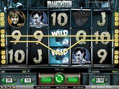 Frankenstein – Net Entertainment Slots