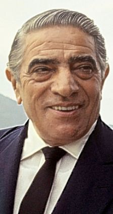 """""""This is the biggest mistake you have ever made in you life, I can never forgive you"""" -Aristotle Onassis to his daughter Christina about her marriage to Joe Bolker"""