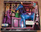 Monster High Doll Headless Headmistress Bloodgood & Horse Nightmare