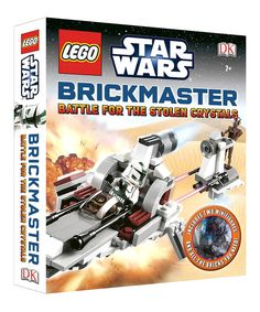 Look at this LEGO Star Wars: Battle for the Stolen Crystals Brickmaster on #zulily today!