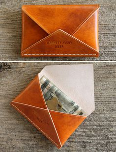 Now Trending: Ultra-Slim Wallets: Perfect Wardrobe   I want this wallet