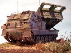 M270 Mittleres Artillerie Raketensystem MARS