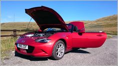 Roadster.Blog: MX-5 VIP Driving Day