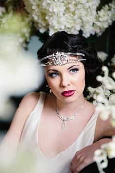 The Great Gatsby Inspired Photo Shoot » White Images