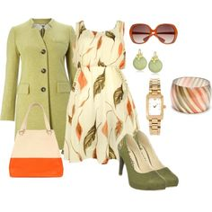 """toned spring --  light spring soft -- """"boireen style"""" by boireen on Polyvore"""