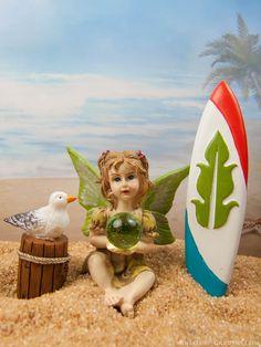 A trip to the fairy garden beach.