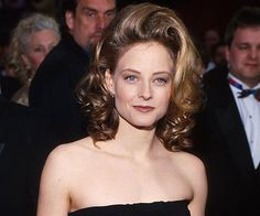 Pin for Later: The Most Iconic Oscars Beauty Missteps of All Time Jodie Foster, 1993 Jodie Foster could have turned down the volume, so to speak, and let her hair rest more naturally.