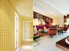[Blog Cómo Decorar] LA DECORACIÓN EN LOS 70. ¡Color y diseño hasta hoy! #70s #Decoración #Hogar #Consejos