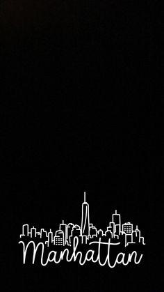 Manhattan snapchat geofilter