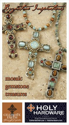 Hand~crafted Crosses