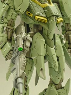 Custom Build: HGUC 1/144 Bawoo Mass Production Type - Gundam Kits Collection News and Reviews