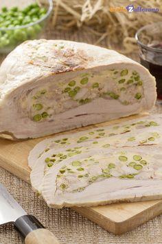 La cima alla genovese (stuffed breast of veal) è un piatto tipico della… Italian Starters, Italy Food, Fett, Soul Food, Italian Recipes, Food And Drink, Yummy Food, Snacks, Dishes