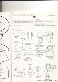 Mimin Dolls: Bonequinhas doces