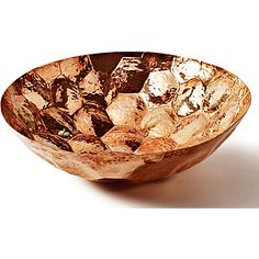 Beautiful Tom Dixon bowl...loving copper at the moment....