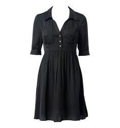 Myla mini shirt dress $80 @ Forever New