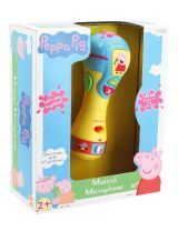 Peppa Pig Sing And Learn Microphone product photo