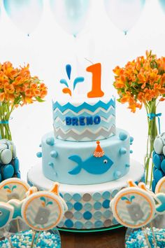 festa infantil peixinho breno joy in the box inspire-30