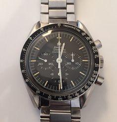 Vintage OMEGA Speedmaster Pro Moonwatch Calibre 861 Circa 1969