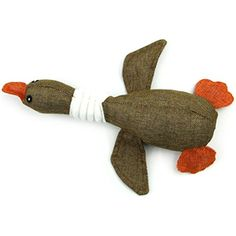 Pet Dog Squeaky Toy, Wild Goose Sound Toys Solid Resistance To Bite Playable Funny Pet Toy (Coffee) *** Details can be found by clicking on the image. (This is an affiliate link) #DogToys