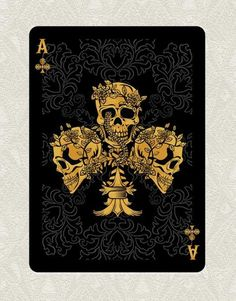 Vovk Aleksand is raising funds for ARCANUM playing cards (Canceled) on Kickstarter! ARCANUM is an original set of American Poker playing cards designed by TDS and printed in the U. Playing Cards Art, Custom Playing Cards, Card Tattoo Designs, Karten Tattoos, Ace Card, Bicycle Cards, Ace Of Spades, Deck Of Cards, Card Deck