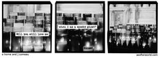 A Softer World: Yes. Yes, always, yes.