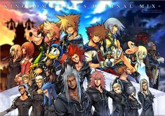 Kingdom Hearts by KingdomHeartsClub123.deviantart.com on @DeviantArt