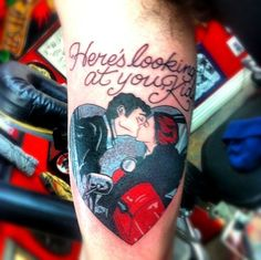 gaslight anthem tattoos - Google Search