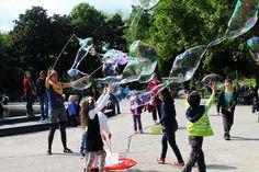 Kinderspaß Bubble, Fair Grounds, Kids Fun, Face, Ideas