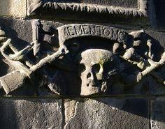 Memento Mori, Edinburgh graveyard