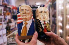 Trump is preparing to meet Putin this week by reading tweet-length memos