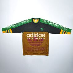 Your place to buy and sell all things handmade - Daily Fashion Adidas Jumper, What Is Trending Now, Mode Vintage, Vintage Adidas, Sweater Jacket, Daily Fashion, Streetwear Fashion, Fashion Outfits, Fashion Ideas