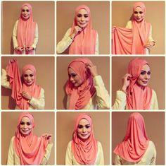 7 Gaya Hijab Menutup Dada yang Bisa Kamu Pakai di Acara Wisuda!