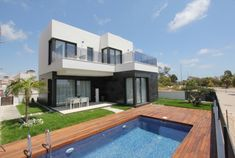 RicaMar Homes Real Estate Costa Blanca | New build 3 Bed, 3 Bathroom Luxury Villas in Guardamar