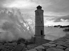 "500px / Photo ""lighthouse against sea"" by Raffaele"