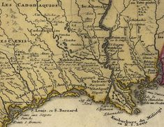 Louisiana And Mississippi Antique Maps Louisiana History And History - Historic maps louisiana